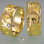 scroll-wedding-rings-nz-made