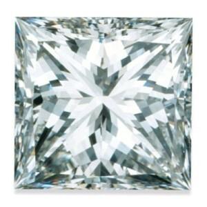 Princess Diamond seen from top