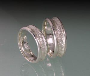 Custom Made Wedding Bands Partner Rings And More Orbit Jewellery