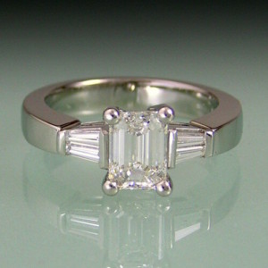 Emerald-Cut-Diamond-Engagement-Ring