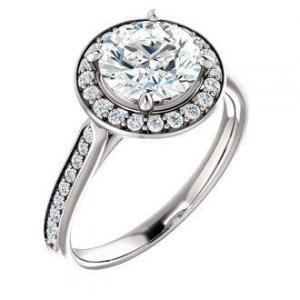 Halo enagement ring you can modify